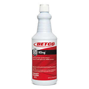 32z KLING BOWL CLEANER 12c 9% HCl ACID