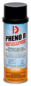 Big D Pheno D Disinfectant Deod. Total Release Fogger,