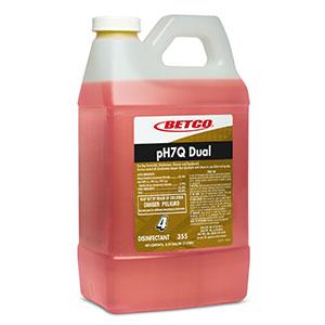 Dual Ph7q Fastdraw Conc 4 2l Neutral Disinfect Cleaner