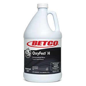 Oxyfect H 1Gal/4CS Peroxide Hospital Disinfectant
