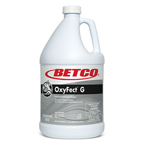 Oxyfect G Peroxidraw 4GL/CS Peroxide Disinfectant Cleaner