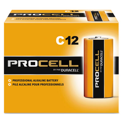 PROCELL C BATTERY 12BX
