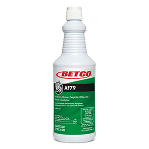 AF79 RTU 32oz/12Cs Acid-Free Disinfectant